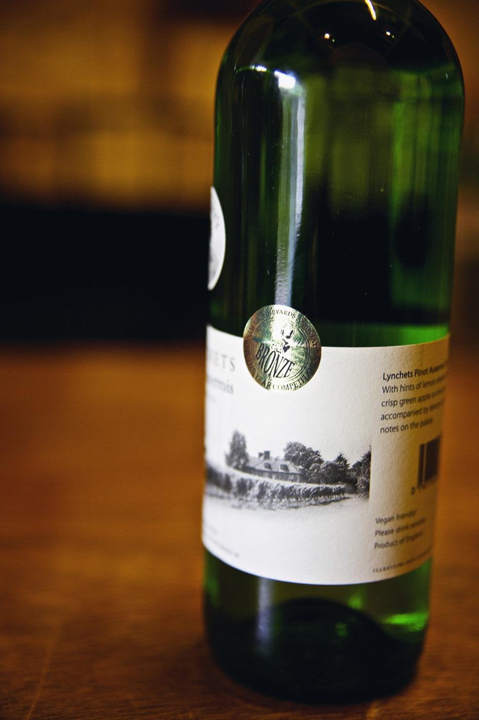 Lynchets Pinot Auxerrois